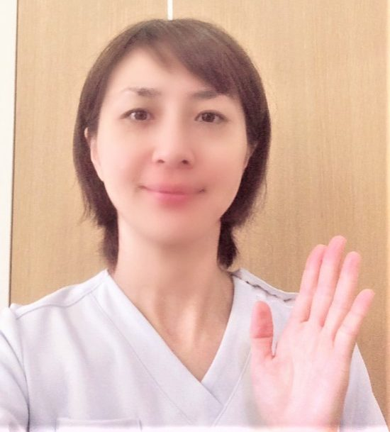 南心堂鍼灸指圧院の女性スタッフ
